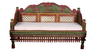 beautifully hand painted intrinsically carved teak wood sofa set asian living room furniture asian living room furniture