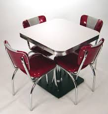 metal dining room chairs chrome: dining room attractive retro dining room design with long wooden