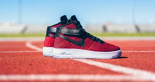 share air force 1 flyknit
