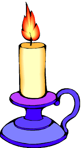 Image result for free clipart candle light