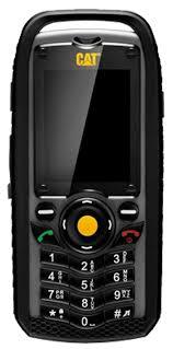 Мобильный телефон Caterpillar Cat B25 Black - Мега-техника