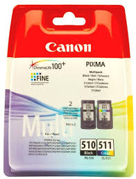 <b>Картридж Canon PG-510</b>/CL-511 Multipack черный, цветной ...