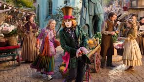 alice through the looking glass review jason s movie blog through a looking glass darkly