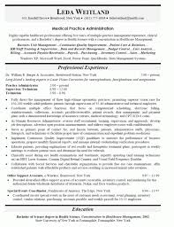 medical administrator office assistant medical office manager resume examples