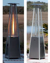 output stainless patio heater: model stainless steel  f model stainless steel
