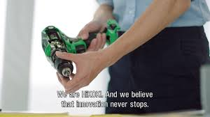 Инновации HiKoki (<b>Hitachi</b>) в области <b>аккумуляторного</b> ...