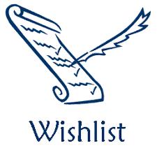 Risultati immagini per wishlist