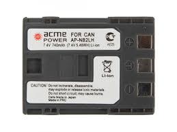 Купить батарейку <b>AcmePower AP</b>-<b>NB</b>-<b>2L</b>, 740 мАч по цене от 945 ...