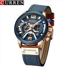 <b>CURREN 8329 Fashion Men'S</b> Waterproof Watch Six-Pin Multi ...