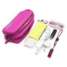 <b>Waterproof Nylon</b> Travel Storage <b>Bag</b> Digital Accessories Hanging ...