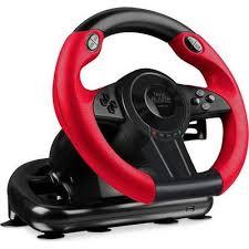 <b>Speedlink TRAILBLAZER Racing Wheel</b> for PS4, Xbox One, PS3 ...