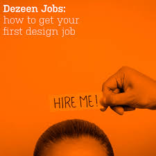 the guide to getting your first job in the design industry how to get your first design job