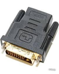 ᐅ Переходник <b>DVI</b>-HDMI <b>5bites</b> DH1803G купить в Минске • цена ...