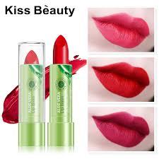 <b>KISSBEAUTY</b> Natural Aloe Vera <b>Lipstick Long</b> Lasting Moisturizer ...