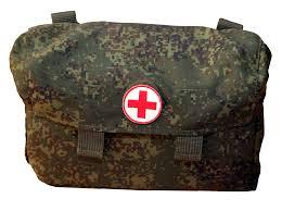 <b>Аптечка первой помощи</b> групповая (АППГ) « Спецмедтехника
