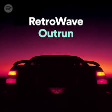 <b>RetroWave</b> / Outrun | Spotify Playlist