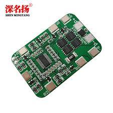 <b>6 String</b> Lithium Battery Protection Board <b>22.2v</b>/25.2v 18650 Battery ...