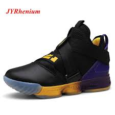 <b>JYRhenium</b> 35 47 Mens Basketball Shoes Couple Breathable Retro ...