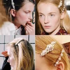 2019 Hot Sales Trendy <b>Hair Clips Imitation</b> Pearl Fashion Adult ...