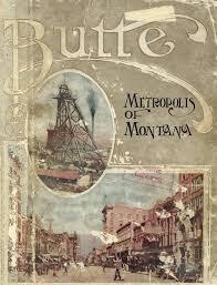 Bildergebnis für Butte 1915