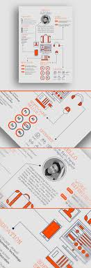 best images about infographic visual resumes my curriculum vitae design to make it stand out
