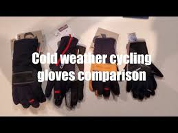 Pearl Izumi | Comparison: The Best <b>Winter Cycling Gloves</b> - YouTube