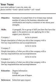 resume format android apps on google play resume format screenshot google resume format