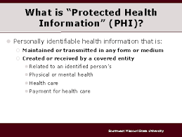 Image result for protected health information