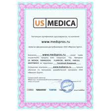 <b>Подушка ортопедическая US</b> Medica Us-x