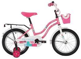 <b>Велосипед Novatrack</b> Tetris <b>14</b> 2020, цена 5253 рублей ...