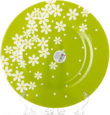 Купить <b>Тарелка</b> обеденная <b>Green Garden</b> 26 см. <b>Pasabahce</b> в ...