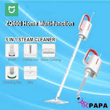 Mijia Youpin <b>Deerma</b> ZQ600 / <b>ZQ610 Home Multi</b>-<b>function</b> Steam ...