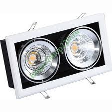 Карданный <b>светодиодный светильник</b> FL-<b>LED</b> Grille-111-2 60W ...