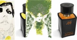 <b>Jacomo Art Collection: #02</b>, #08, #09 ~ New Fragrances