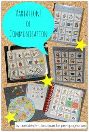 developing communication skills in preschool types of communication