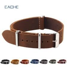 Compare prices on 20 mm genuine leather <b>watch strap</b> – Shop best ...