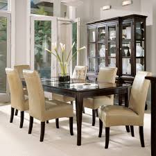 Granite Dining Room Tables Modern Custom White Round Dining Tables With Beautiful Dining