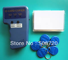 <b>RFID</b> Handheld Duplicator <b>125KHZ</b> Card Copier Writer+<b>EM4305</b> ...