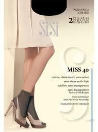SiSi <b>calz</b>. <b>MISS</b> 40 den (<b>носки</b>)