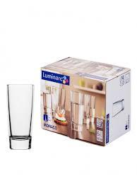 <b>Набор стопок LUMINARC</b> Monaco 6шт 50мл <b>Luminarc</b> 13528760 в ...