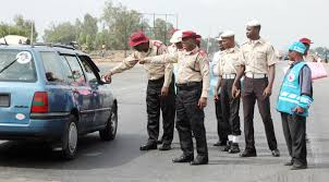 Image result for photos of traffic offender in nigeria