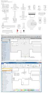 building drawing tools design elements machines and equipment building drawing tools design elements office layout