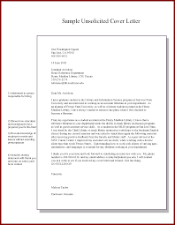 18 unsolicited application letter example sendletters info sample unsolicited cover letter pdf