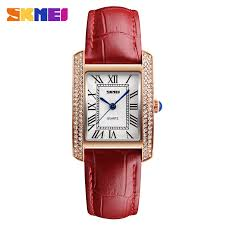 <b>SKMEI</b> New <b>Fashion Simple Style Women</b> Bracelet Watch Casual ...