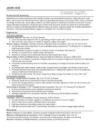 professional journalist templates to showcase your talent resume templates journalist