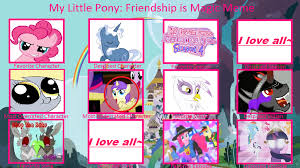 My Little Pony Controversy Meme Filled by PinkiePie-PartyPony on ... via Relatably.com