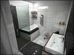 bathroom white tile wonderful