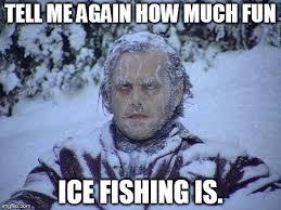 Jack Nicholson The Shining Snow Meme - Imgflip via Relatably.com