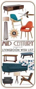 design ideas betty marketing paris themed living: mid century modern inspired living room furniture moodboard more economical option to buying original mid