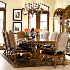 Thomasville Cherry Dining Room Set Modern Classic Dining Chairs Home Art Jungle Safari Animals